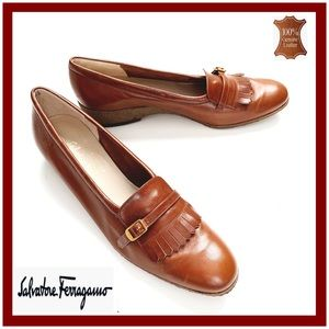 NEW! Genuine Leather Italian Shoes Loafers